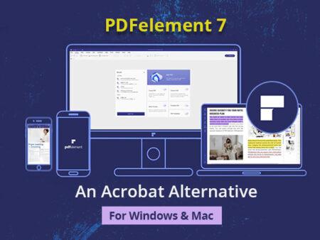 PDFelement 7 Acrobat Alternative