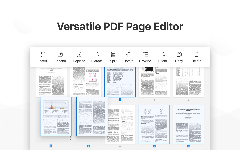 PDF Reader PRO - Versatile PDF Page Editor