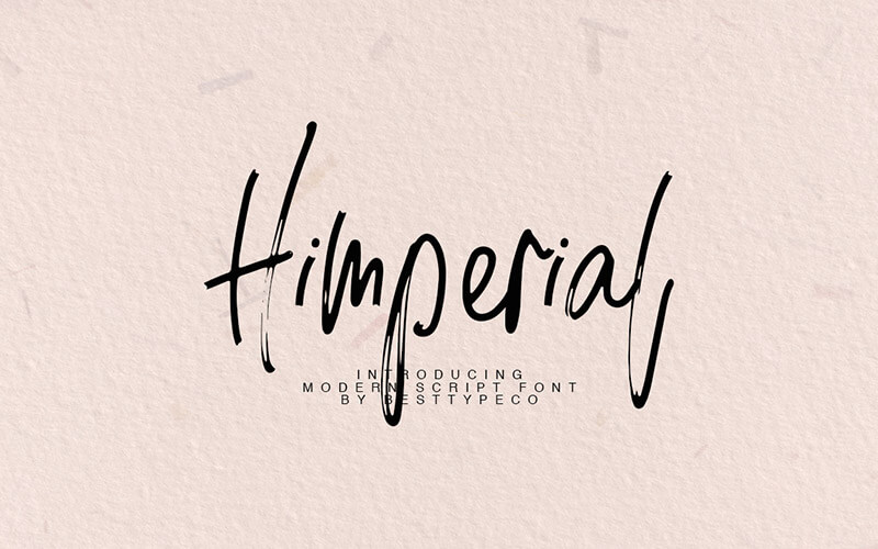 51 Elegant & Creative Fonts From The Amazing Fonts Bundle - Fresh- Himperial