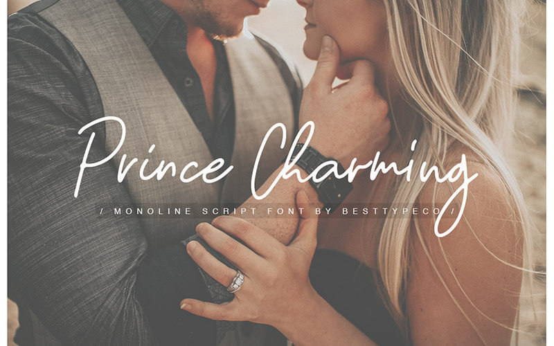 51 Elegant & Creative Fonts From The Amazing Fonts Bundle - Prince-Charming
