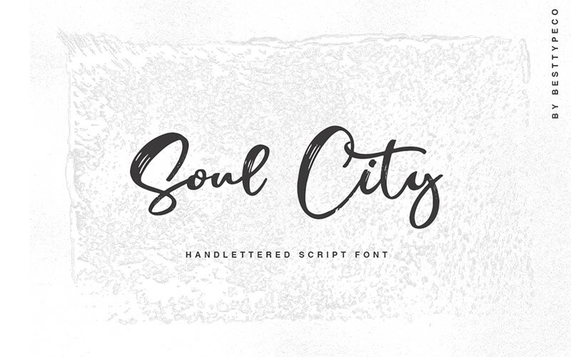 51 Elegant & Creative Fonts From The Amazing Fonts Bundle - Soul-city