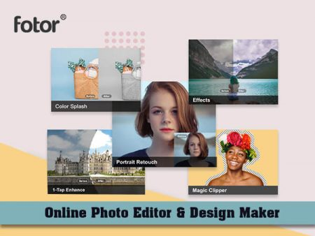 Fotor Photo Editor - featured Image