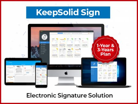KeepSolid Sign Online Signature Solution