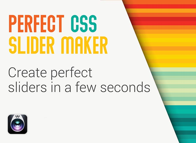 CSS Image Slider Maker - Perfect CSS Slider Maker