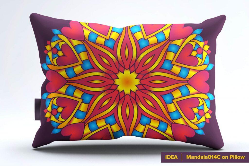 Pillow Mandala