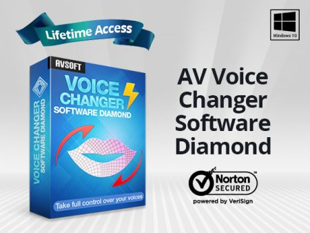 AV Voice Changer Software Diamond For Windows With Lifetime Access