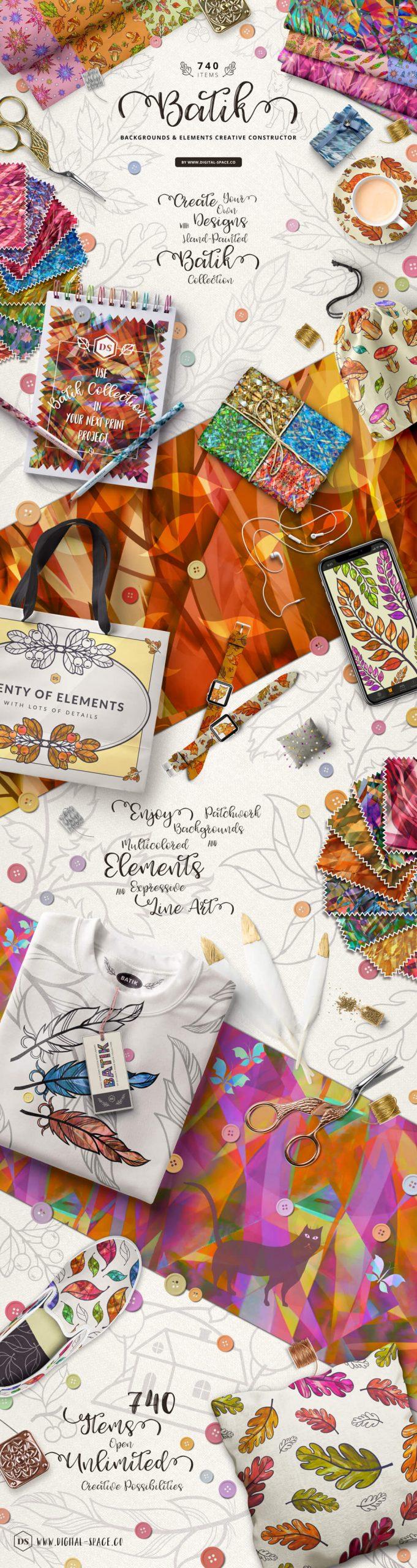 Batik Art Collection Preview 1
