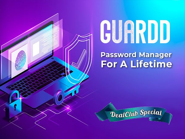GUARDD - A Password Manager & Vault For A Lifetime