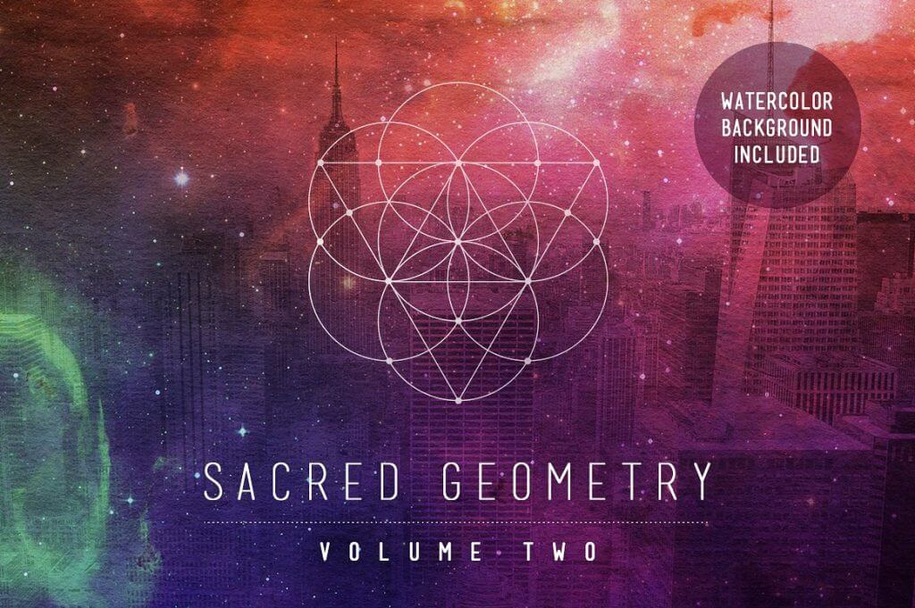 Creative Graphic Design - Cosmic Bundle: Sacred Geometry - 13