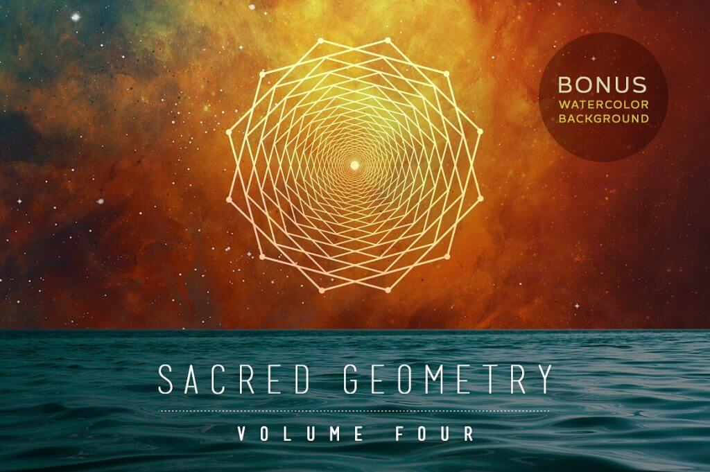 Creative Graphic Design - Cosmic Bundle: Sacred Geometry - 17
