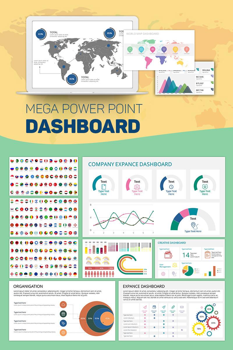 900+ Unique Powerpoint Presentation Templates - Mega Powerpoint Dashboard