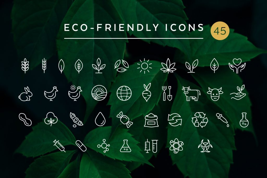 Creative Graphic Design - Cosmic Bundle: Eco Friendly - 4