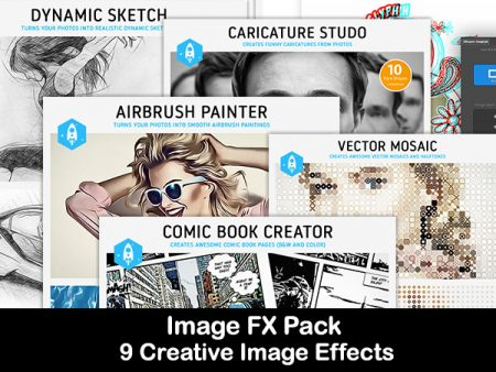Creative Photo Effects Bundle for Lifetime
