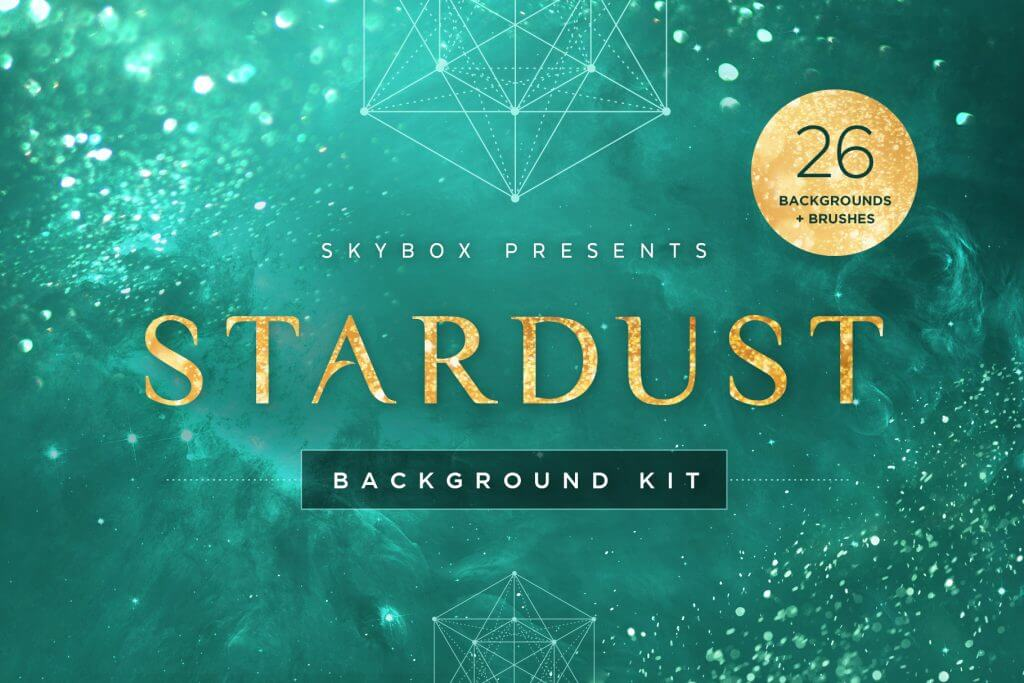 Creative Graphic Design - Cosmic Bundle: Stardust - 1