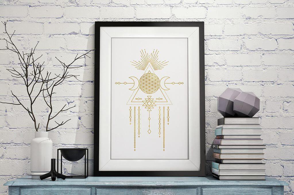 Creative Graphic Design - Cosmic Bundle: Tribal Shaman - 7