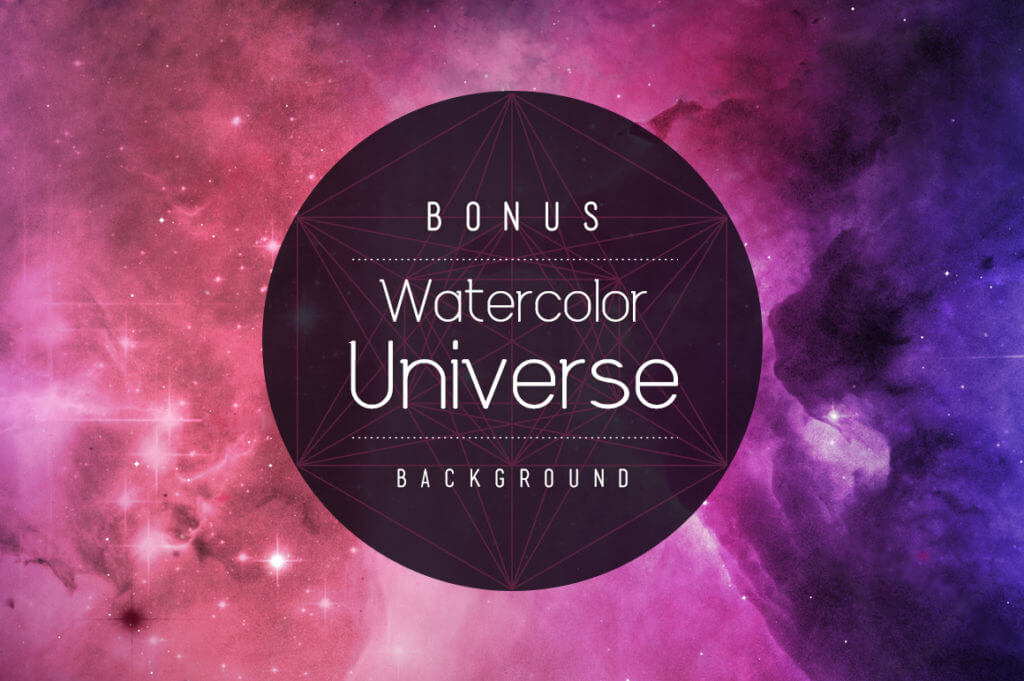 Creative Graphic Design - Cosmic Bundle: Sacred Geometry - 115