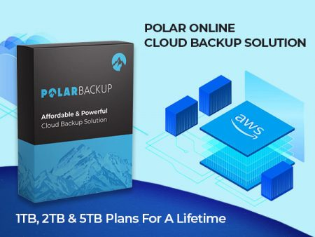 Polar Online Cloud Backup Solution With 1-2-5 TB Plans For A Lifetime