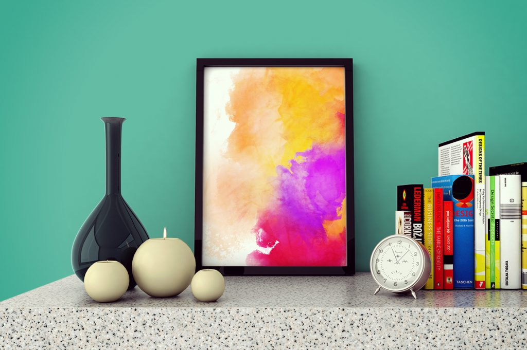 Background Design Bundle Mockups