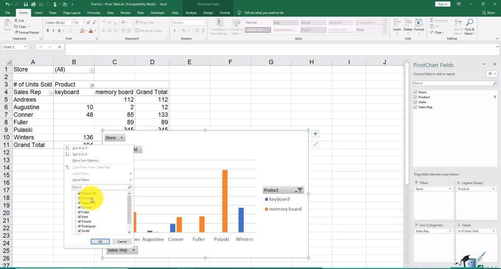 Microsoft Excel 2016 Training Bundle 2