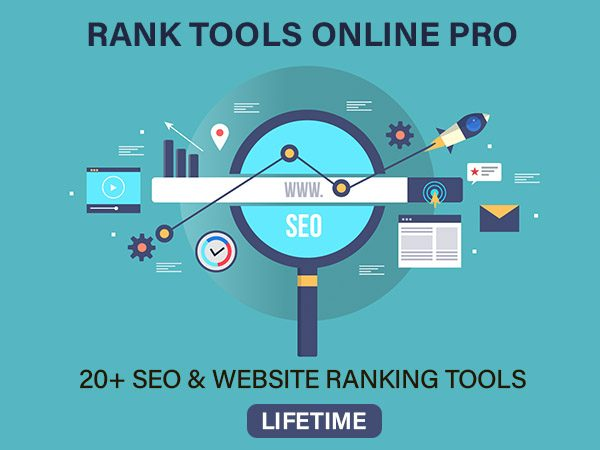 RankTools Online PRO- An App Of SEO Analysis & Website Ranking Tools