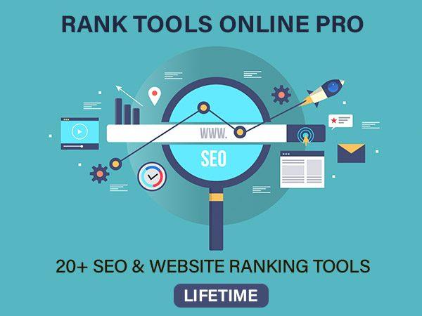 RankTools Online PRO- An App Of SEO Analysis & Website Ranking Tools