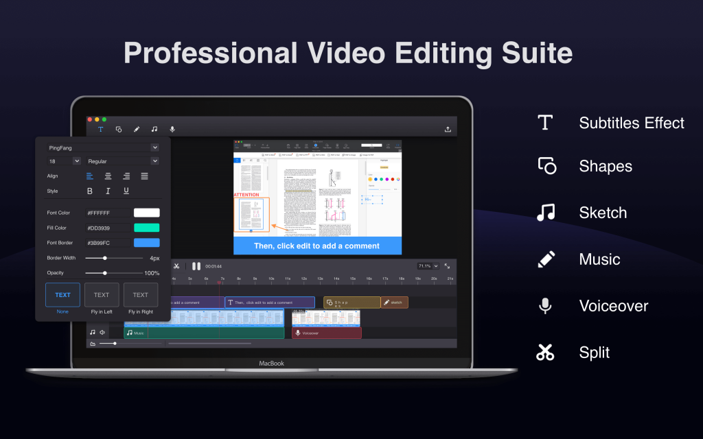 Filmage Screen Recorder & Video Toolbox 4