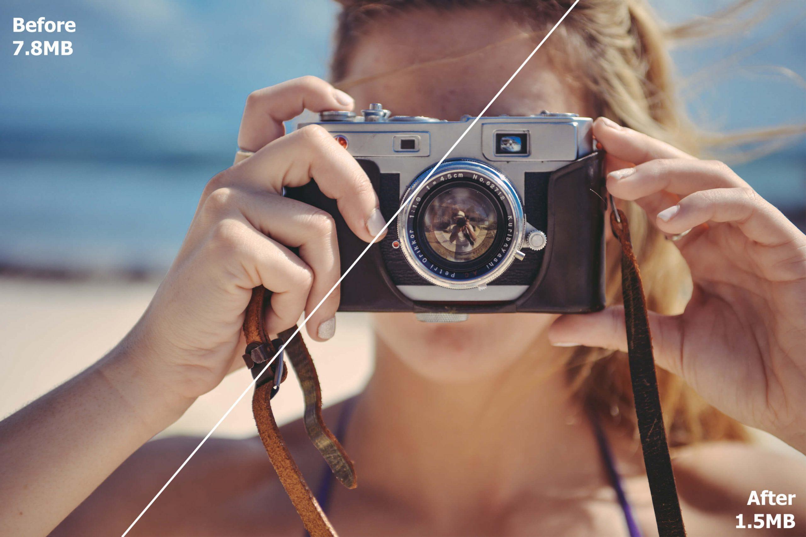 Lightroom & Photoshop Image Optimizer Plugin Preview - 1
