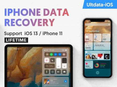 UltData - iOS Data Recovery Tool For Windows & Mac | Lifetime
