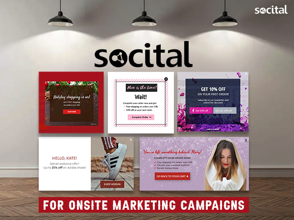Socital For Online Marketing Campaigns To Increase Business Sales