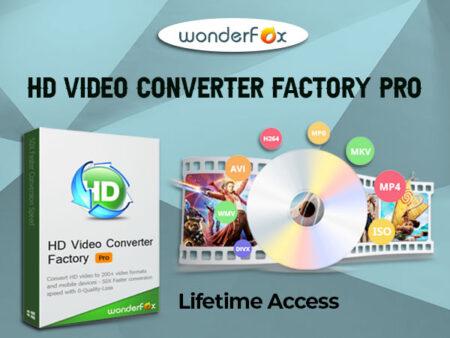 Wonderfox HD video convertor