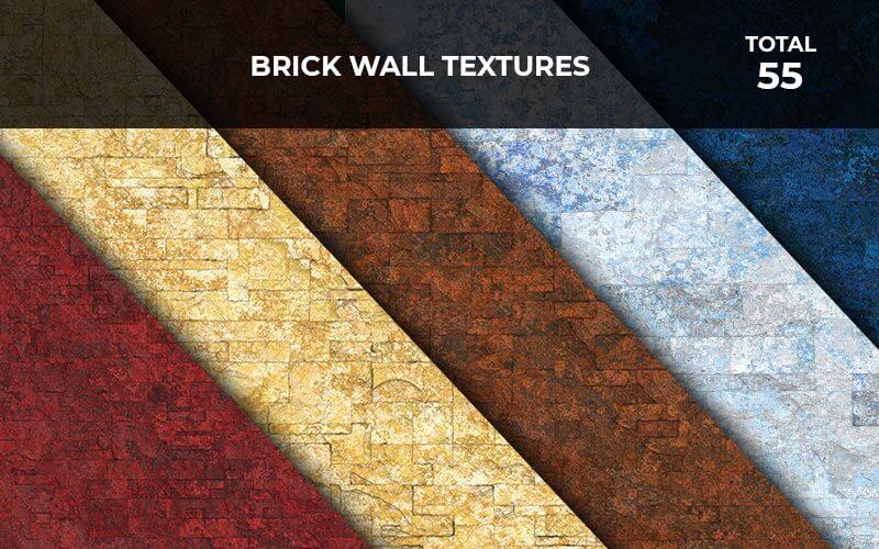 55 Brick Wall Textures