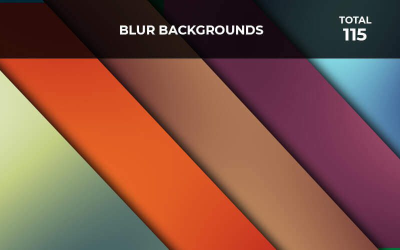 115 Blur Backgrounds