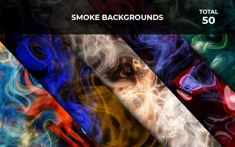 50 Smoke Backgrounds