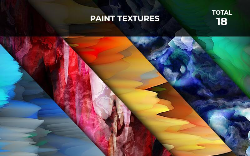 18 Paint Textures