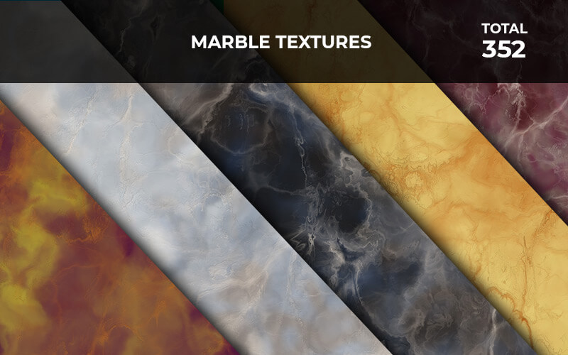 352 Marble Textures