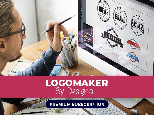 Logomaker Premium Feature Image