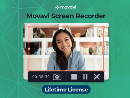 The Best Screen Recorder By Movavi For Windows and Mac | Lifetime