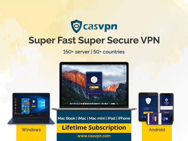 CASVPN Feature Image