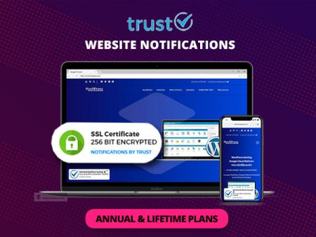 TRUST Notifications To Build Stronger Credibility & Boost Your Sales!