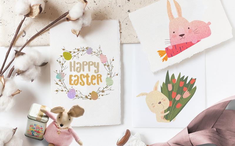 Easter Elements 1