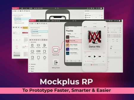 Mockplus - All-In-One Product Design Platform
