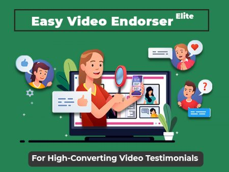 Drive Traffic And Triple Conversions With Easy Video Endorser Elite