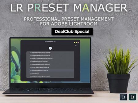 LR Preset Manager - Professional Preset Management for Adobe Lightroom