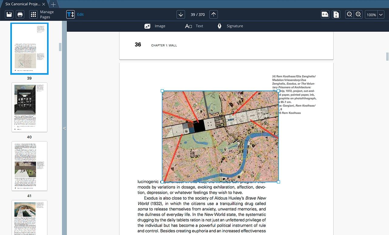 Movavi PDF Editor - Preview 2