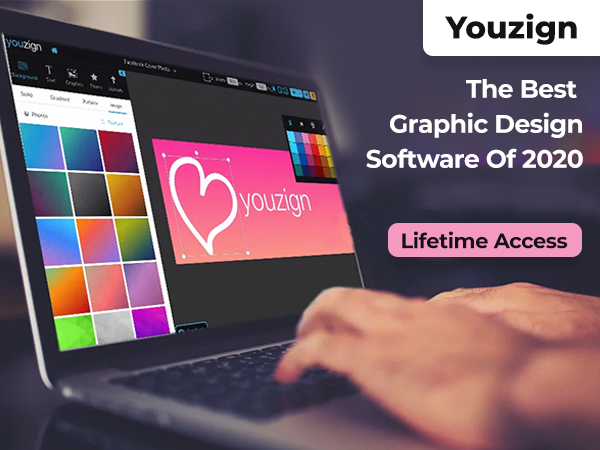 Become A Design Superhero With Youzign Graphic Design Software | Lifetime