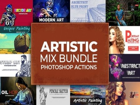 Photo Editing Effects Bundle