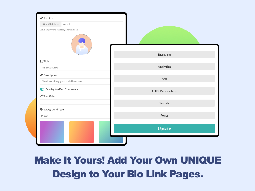 ocal Custom Link & Page Builder Preview - 2