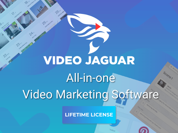 Video Marketing Software Lifetime License