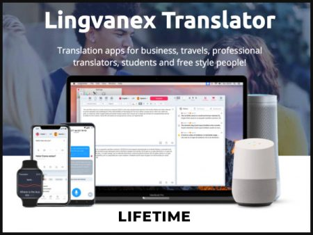 Lingvanex Translator Apps For Mobiles & Desktops With Lifetime Subscription