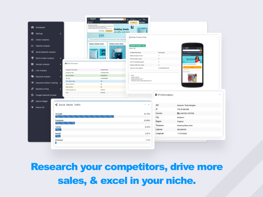 50+ Business Tools Suite By Zuitte Softwares Preview - 2